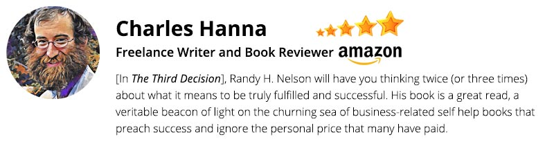 Charles Hanna Review