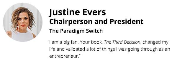 Justine Evers