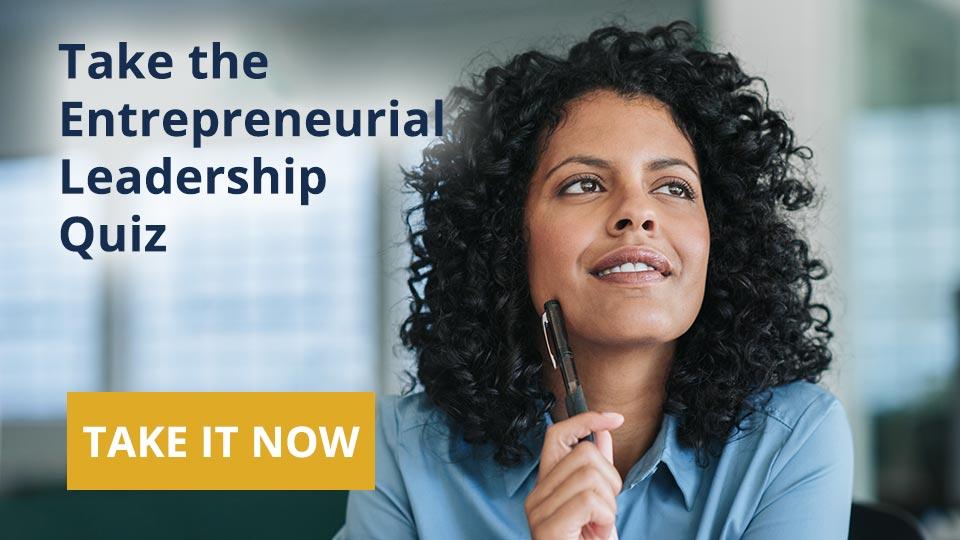 The Qualified Entrepreneur Quiz